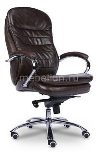 Кресло для руководителя Valencia M EC-330 Leather Brown Everprof