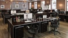 Гарнитур офисный Свифт К3 Pointex