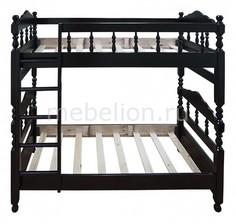 Кровать двухъярусная Ниф-Ниф Шале