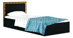 Кровать односпальная Виктория-Б с матрасом 2000х800 Наша мебель