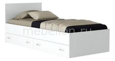 Кровать односпальная Виктория 2000х900 Наша мебель