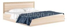 Кровать двуспальная Виктория-Б 2000х1600 Наша мебель