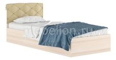 Кровать односпальная Виктория-П 2000х900 Наша мебель