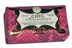 Nesti Dante - Мыло Chic Animalier Розовый питон, 250 гр.
