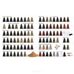 "Hair Company - Палитра с прядями Crema Colorante 98 ""Hair Light Cartella Colori 98 Nuance - Leggera"""