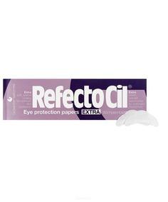 RefectoCil - Салфетки под ресницы Extra, непромокаемые, покрытые пленкой, 80 шт