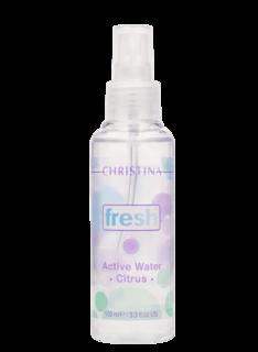Christina - Активная вода «Цитрус» Fresh Active Water Citrus, 100 мл