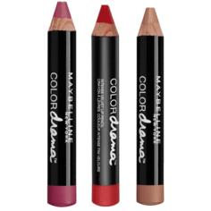Maybelline - Помада-карандаш для губ Color Drama, 6 г (4 оттенка)