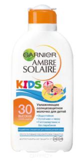 Garnier - Детское молочко Ambre Solaire SPF30, 200 мл