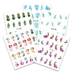 Planet Nails - Наклейки для ногтей Nail Sticker