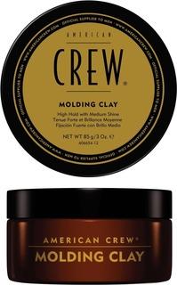 American Crew - Глина формирующая для укладки волос Classic Molding Clay, 85 мл