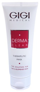 GiGi - Маска терапевтическая Derma Clear Therapeutic Mask, 75 мл