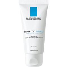 La Roche Posay - Питательный крем для сухой кожи Nutritic Intense, 50 мл