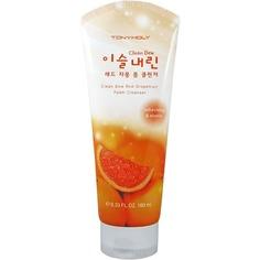 Tony Moly - Пенка для очищения с экстрактом красного грейпфрута Clean Dew Red Grapefruit Foam Cleanser, 180 мл