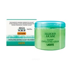 Guam - Скраб для тела увлажняющий Algascrub