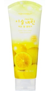 Tony Moly - Пенка для лица с экстрактом лимона Clean Dew Lemon Foam Cleanser, 180 мл