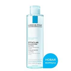 La Roche Posay - Мицеллярная вода на основе термальной воды Effaclar