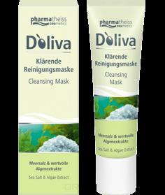 Doliva - Очищающая маска для лица с минералами, 30 мл