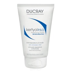 "Ducray - Шампунь, уменьшающий шелушения кожи головы ""Keracnyl"" P.S.O., 125 мл"