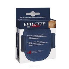 Epilette - Подушечка для депиляции (для мужчин), 5 шт