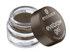 Essence - Гель для бровей Eyebrow Gel Colour & Shape т.01 Коричневый, 3 гр