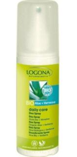 Logona - Дезодорант с Био-Алоэ и Вербеной Daily Care, 100 мл