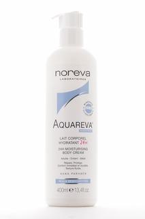 Noreva - Увлажняющие молочко для тела Aquareva, помпа, 400 мл