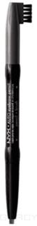 NYX - Карандаш для бровей Auto Eyebrow Pencil Charcoal NEP07