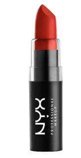 NYX - Матовая помада Matte Lipstick, (3 оттенка)