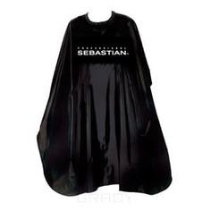 Sebastian - Пеньюар черный Black Cape