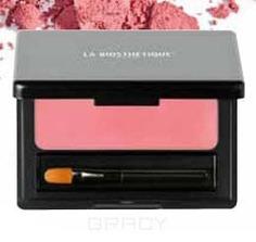 La Biosthetique - Бархатистые кремовые румяна для щек и губ Lips & Cheeks Daily Rose, 3,2 г