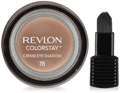 Revlon - Тени - Моно с кремовым эффектом Colorstay Creme Eyeshadow, (10 тонов)