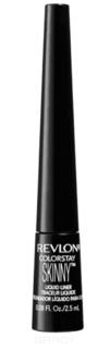 Revlon - Жидкая подводка для глаз Colorstay Skinny Liquid Liner, Black out 301