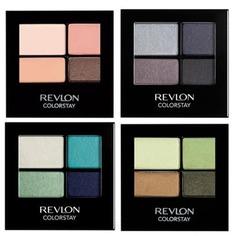 Revlon - Тени для век четырехцветные Colorstay Eye16 Hour Eye Shadow Quad, (8 тонов)