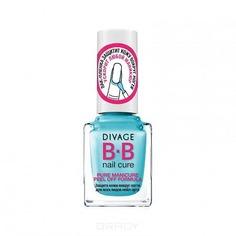 Divage - Средство для защиты кожи вокруг ногтя для всех видов нейл-арта Pure Manicure Peel Off Formula BB, 12 мл