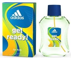 Adidas - Лосьон после бритья Get Ready Male