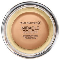 Max Factor - Тональная основа Miracle Touch, (6 оттенков)