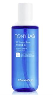 Tony Moly - Тоник для ухода за кожей склонной к жирности и появлению акне Tony Lab AC Control Toner, 180 мл
