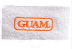 Guam - Повязка махровая с логотипом GUAM