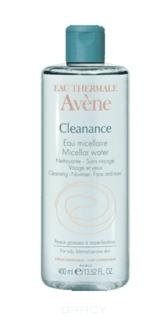 Avene - Мицеллярная вода Cleanance, 400 мл