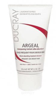 Ducray - Себоабсорбирующий шампунь для жирных волос Argeal, 150 мл