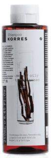 Korres - Шампунь для жирных волос с лакрицей и крапивой, 250 мл