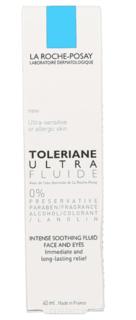 La Roche Posay - Ультра Toleriane, 40 мл
