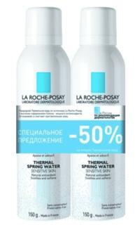 La Roche Posay - Набор термальная вода Rosaliac, 2 х 150 мл