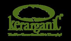 Kerarganic - Пеньюар черный, сатиновый