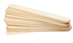 Planet Nails - Шпатели для депиляции, 100 шт