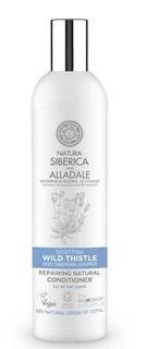 Natura Siberica - Восстанавливающий бальзам для волос Alladale, 400 мл