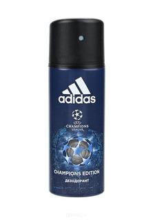 Adidas - Дезодорант спрей UEFA 4 Champions Edition, 150 мл