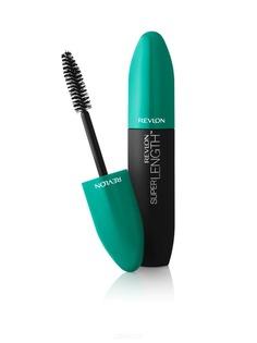 Revlon - Тушь для ресниц удлиняющая водостойкая Mascara Super Length Wp (Blackest black 151)