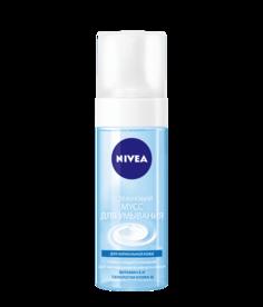 Nivea - Освежающий Мусс для умывания для нормальной кожи, 150 мл